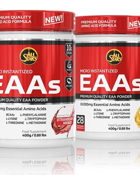 All Stars Micro Instantized EAAs - All Stars  400 g Black Cherry
