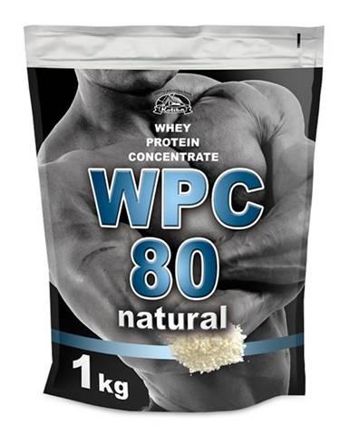 WPC 80 Protein natural - Koliba Milk 1000 g Natural
