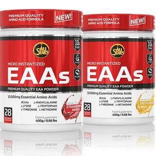 Micro Instantized EAAs - All Stars  400 g Black Cherry