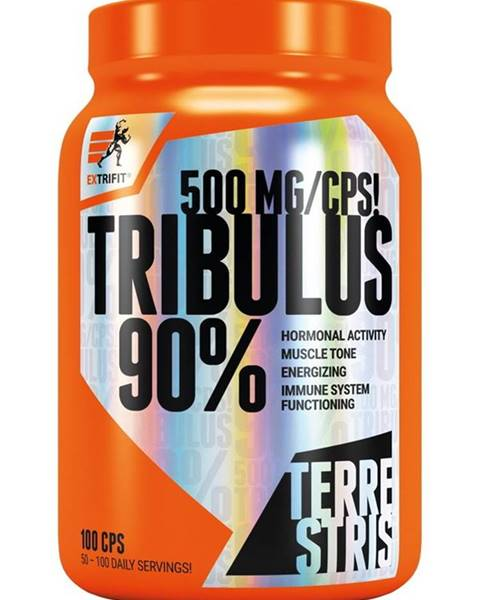 Extrifit Tribulus 90% - Extrifit 100 kaps.