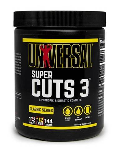 Super Cuts 3 - Universal  132 tbl.