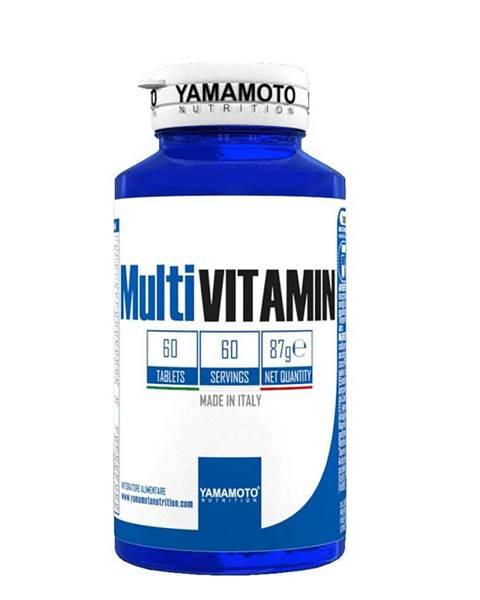 Yamamoto Yamamoto Multi Vitamin Hmotnost: 60 kapslí