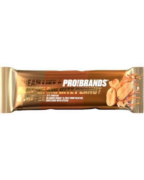 PRO!BRANDS FCB BIG BITE Protein pro bar 45 g cookies & krém