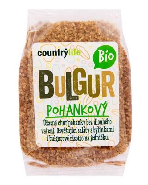 Country Life COUNTRY LIFE Bulgur pohánkový BIO 250 g