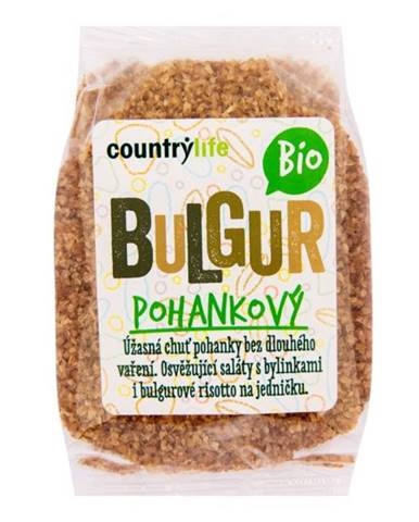 COUNTRY LIFE Bulgur pohánkový BIO 250 g
