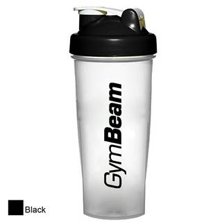 GymBeam Šejker Blend Bottle priesvitno-čierny 700 ml