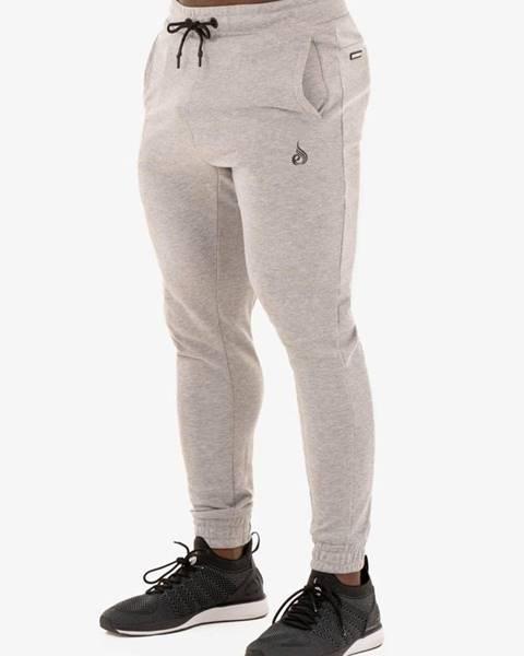 Ryderwear Ryderwear Pánske tepláky Focus Grey  S