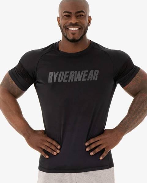 Ryderwear Ryderwear Pánske tričko Flex Mesh Black  S