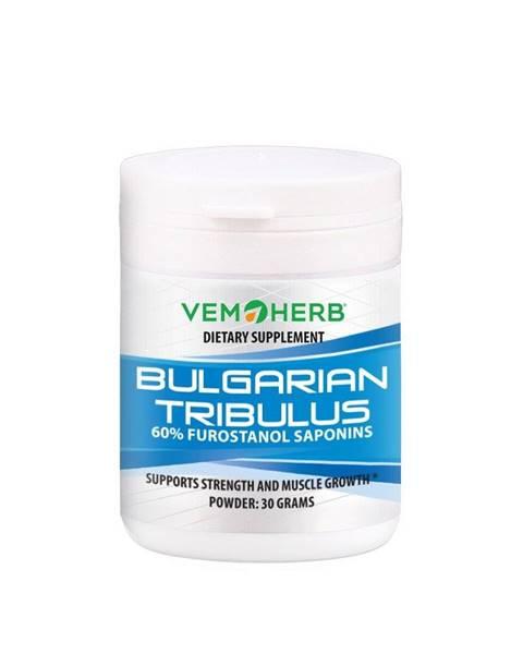 Vemoherb VemoHerb Bulgarian Tribulus Powder 30 g
