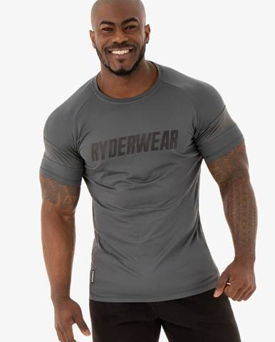Ryderwear Pánske tričko Flex Mesh Charcoal  S