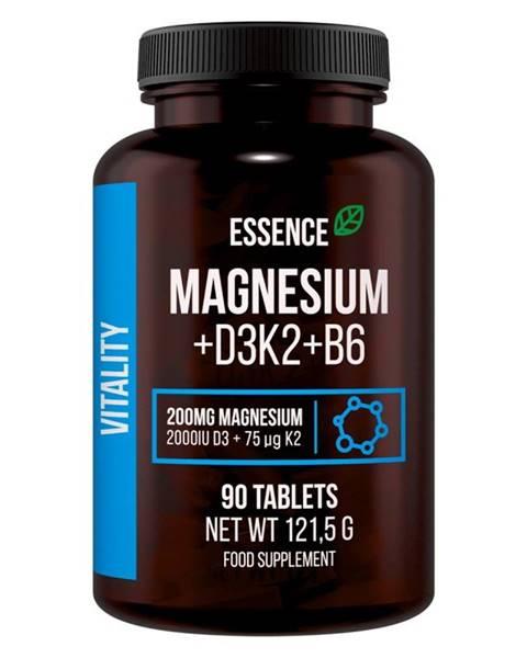 Essence Nutrition Magnesium + D3K2 + B6 - Essence Nutrition 90 tbl.