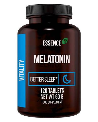 Melatonin - Essence Nutrition 120 tbl.