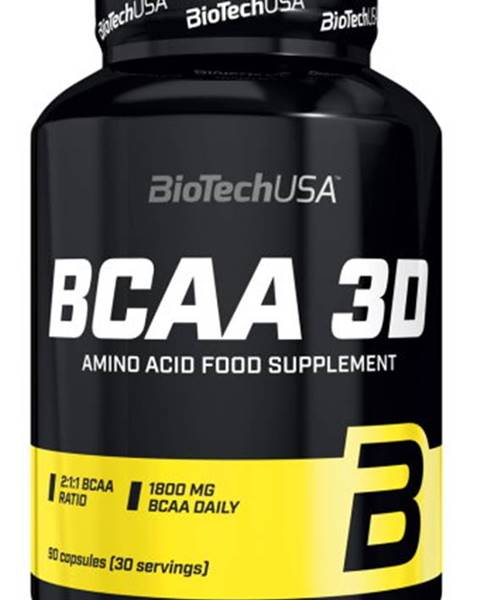 Biotech USA Biotech BCAA 3D 90 kapsúl