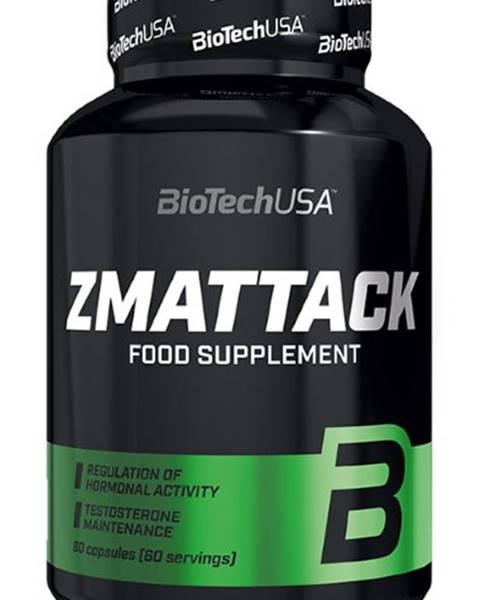 Biotech USA Biotech ZMAttack 60 kapsúl