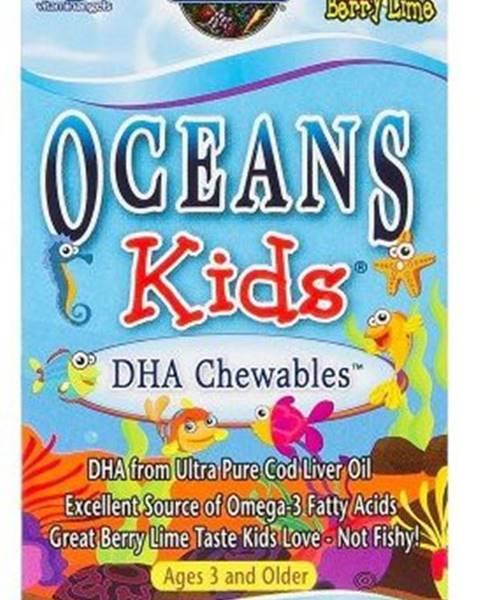 Garden of life Garden Of Life Ocean Kids Dha Omega 3 pre Deti 120 kapsúl