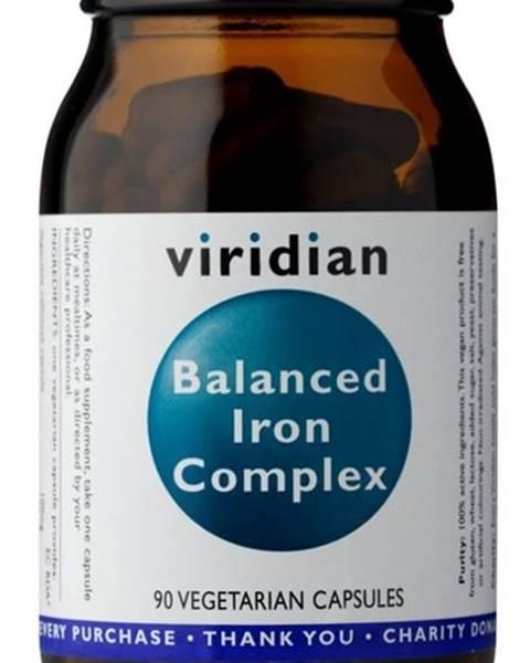 Viridian Viridian Balanced Iron Complex 90 kapsúl