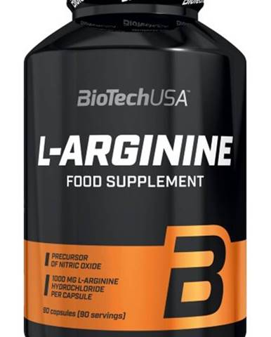 Biotech L-Arginine 90 kapsúl