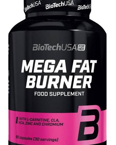Biotech Mega Fat Burner 90 tabliet