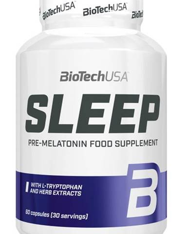 Biotech Sleep 60 kapsúl