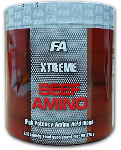 Fitness Authority XTreme Beef Amino 300 tabliet