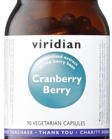 Viridian Cranberry Berry 90 kapsúl