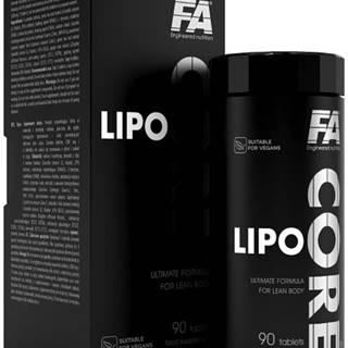 Fitness Authority Lipo Core 120 kapsúl