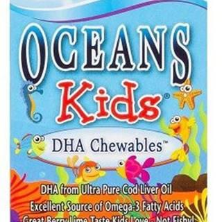 Garden Of Life Ocean Kids Dha Omega 3 pre Deti 120 kapsúl