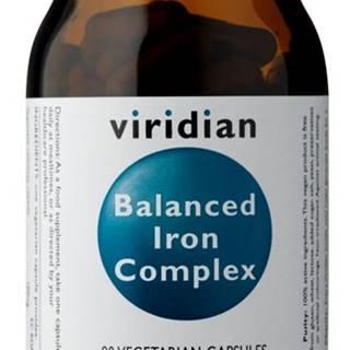 Viridian Balanced Iron Complex 90 kapsúl