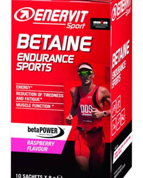 Enervit Enervit Betaina Endurance Sports 10×8 g variant: malina