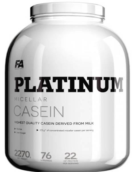 Fitness Authority Fitness Authority Platinum Micellar Casein 1600 g variant: čokoláda