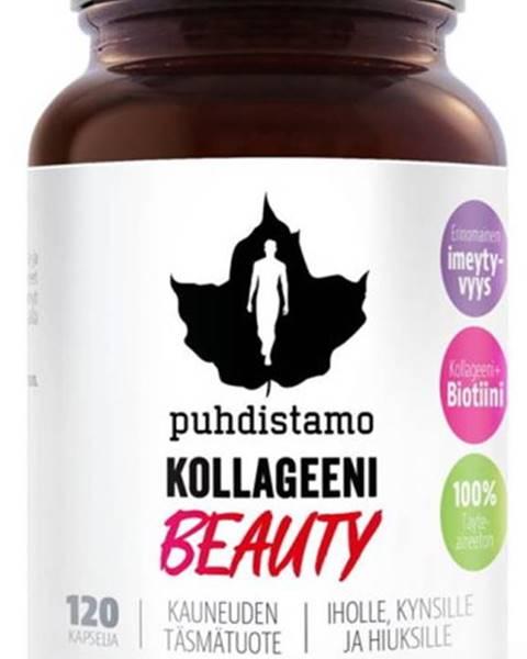 Puhdistamo Puhdistamo Collagen Beauty (Kolagénové peptidy Verisol) 120 kapsúl
