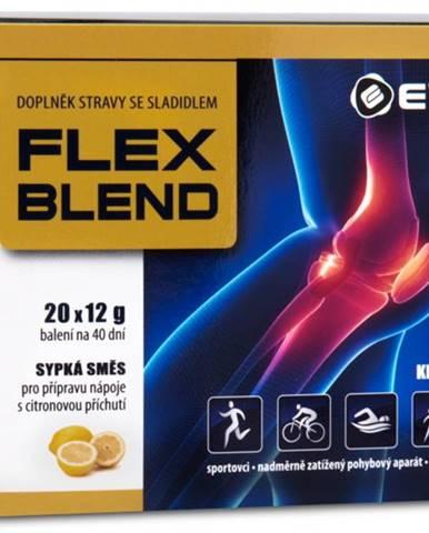 Evris Flex Blend 20×12 g variant: citrón