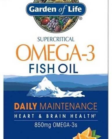 Garden of Life Minami Nutrition Omega-3 EPA - DHA 60 kapsúl variant: pomaranč