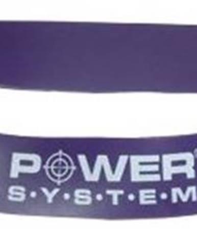 Power System Gumička na cvičenie Resistance Band Loop fialová farba