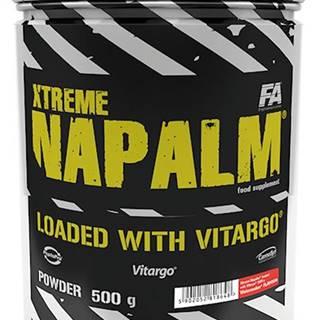 Fitness Authority Xtreme Napalm Vitargo 500 g variant: ananás - kiwi