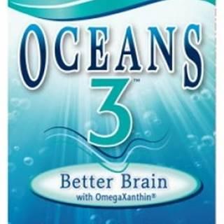 Garden of Life Oceans 3 Better Brain Omega-3 Podpora činnosti mozgu 90 kapsúl
