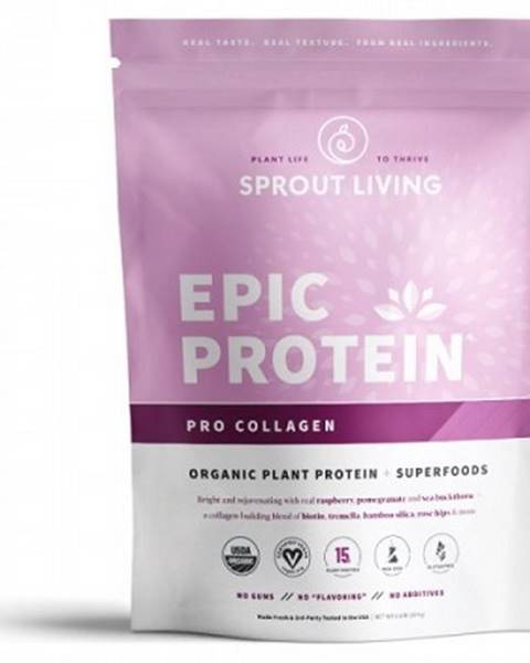 Sprout Living Sprout Living Epic proteín organic Pre Collagen 364 g