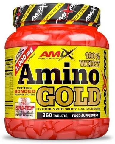 Amix Whey Amino Gold 360 tabliet