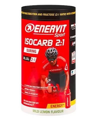 Enervit Isocarb 2 : 1 650 g variant: citrón