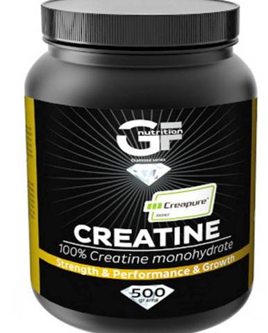 GF Nutrition Creapure Creatine 500 g