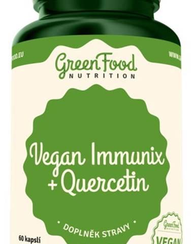 GreenFood Vegan Immunix + Quercetin 60 kapsúl