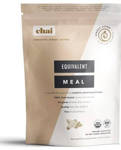 Sprout Living Epic Complete Organic Meal Chai 520 g