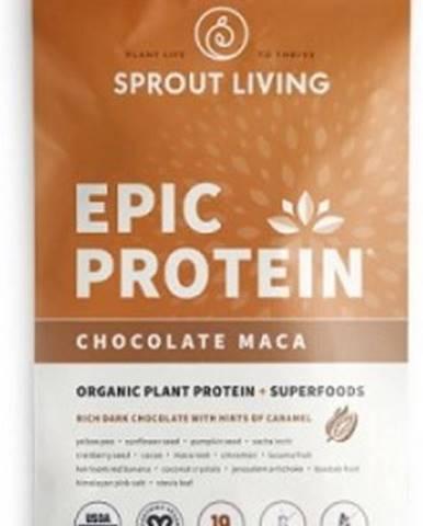 Sprout Living Epic proteín organic Čokoláda a Maca 35 g