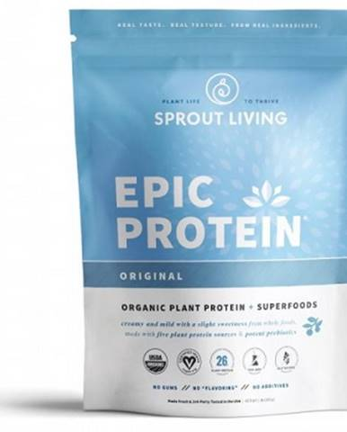 Sprout Living Epic proteín organic Natural 455 g