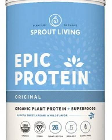 Sprout Living Epic proteín organic Natural 910 g