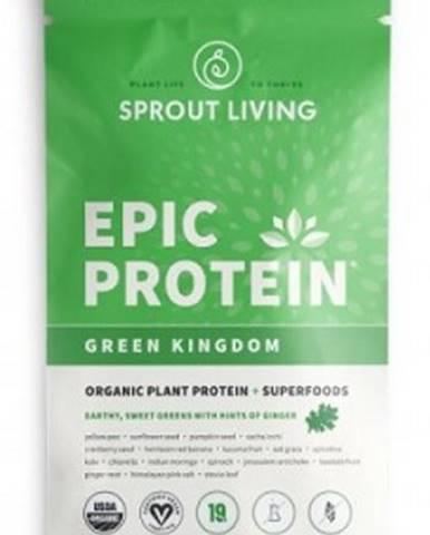 Sprout Living Epic proteín organic Zelené kráľovstvo 35 g