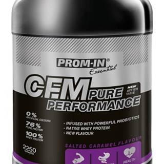 Prom-IN CFM Pure Performance 2250 g variant: slaný karamel