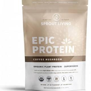 Sprout Living Epic proteín organic Coffee Mushroom 494 g