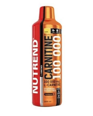 Nutrend Carnitine 100000 1000 ml pomaranč