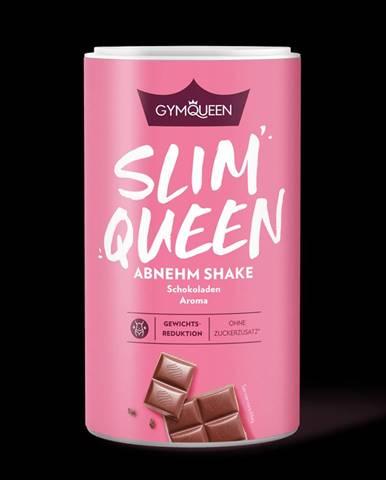 GYMQUEEN Slim Queen Shake 420 g čokoláda